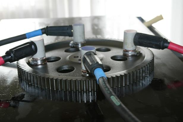 Instalaciones detectoras de grietas