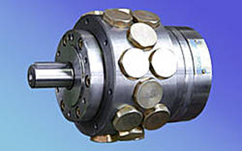 Motores hidráulicos / Düsterloh Fluidtechnik GmbH