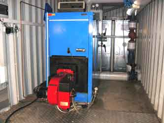 Mobile Heating Units