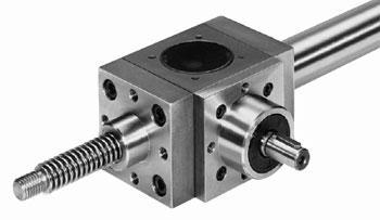Schnellhubgetriebe / ANT GmbH Antriebstechnik