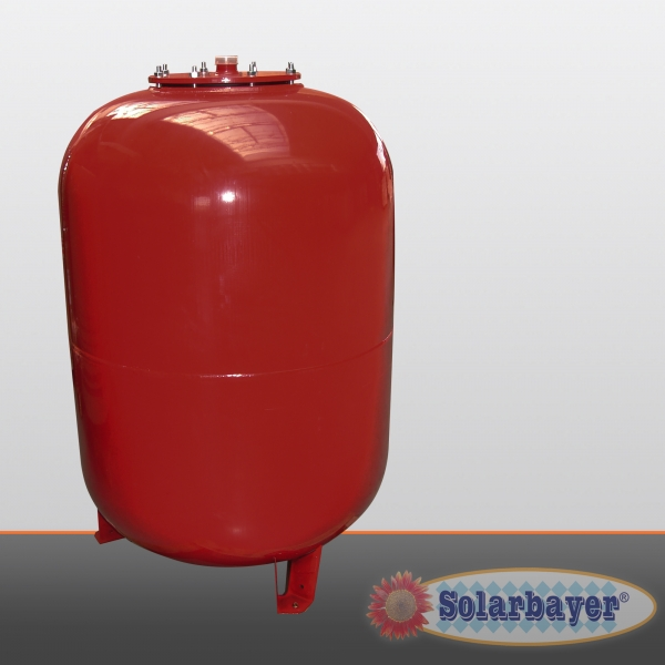 Expansion vessel / Solarbayer GmbH