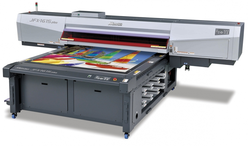 Velkoformátové tiskárny