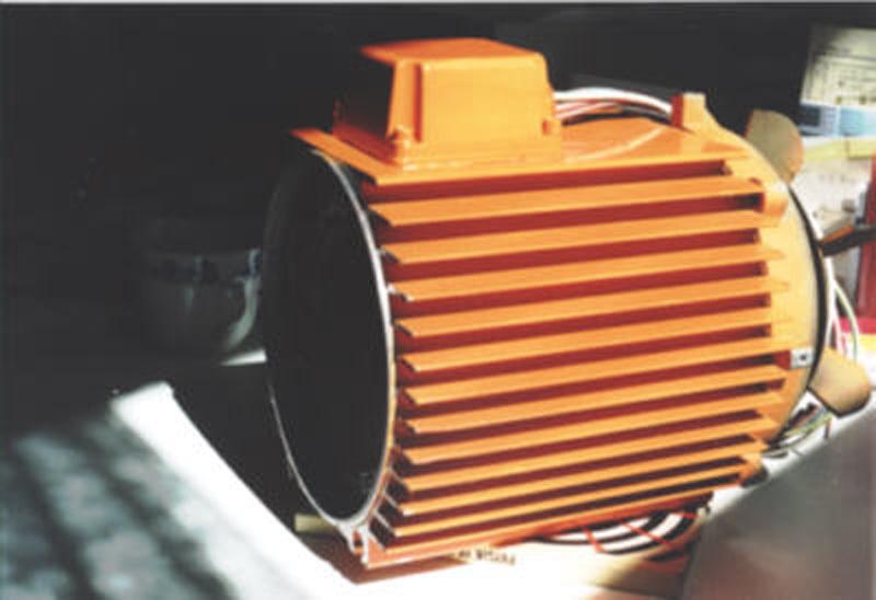Construcción de motores eéctricos