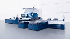 Laser à corps rigide / TRUMPF GmbH + Co. KG (Holding)