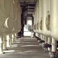 Installations de traitement d'eau d'infiltration
