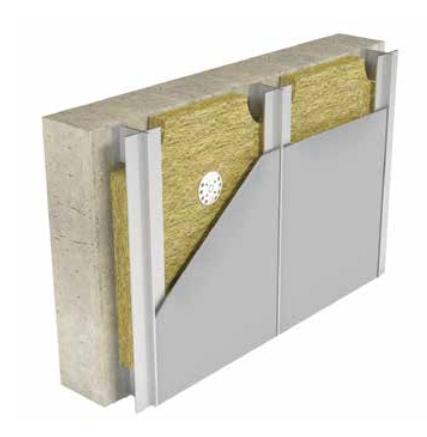 Fassadendämmung / Rawlplug S.A.