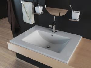 Einbauwaschbecken / Kerabad GmbH