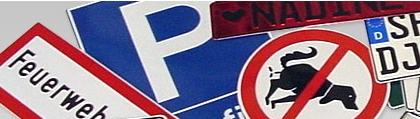 Placas para nome / A.Sievers GmbH