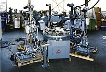 Machines de transfert rotatif