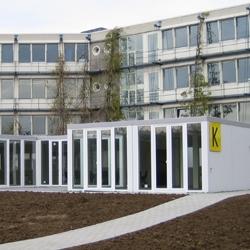 Wohncontainer / Container Rent Petri KG