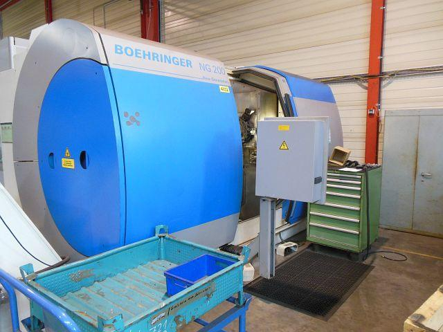 Machines de tournage CNC