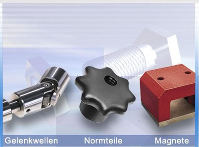 Imanes adherentes / GENOMA Normteile GmbH