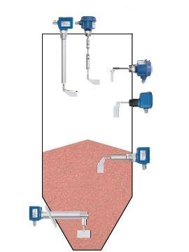 Pendulum fill level indicator / UWT GmbH- Level Control