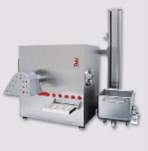 Máquinas elaboradoras de carne y mataderos