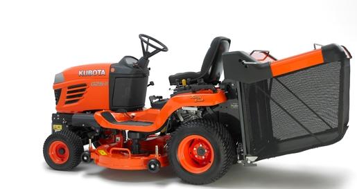 Tractores de jardines