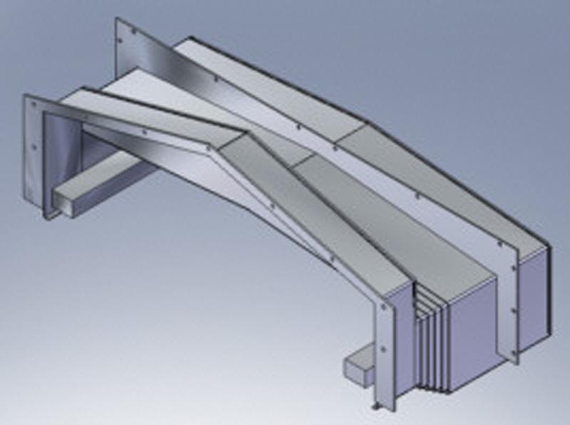Stahlblechbearbeitung
