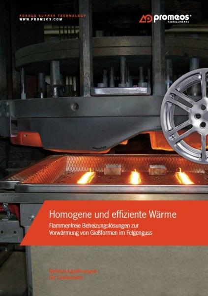 Jantes de liga leve / promeos GmbH