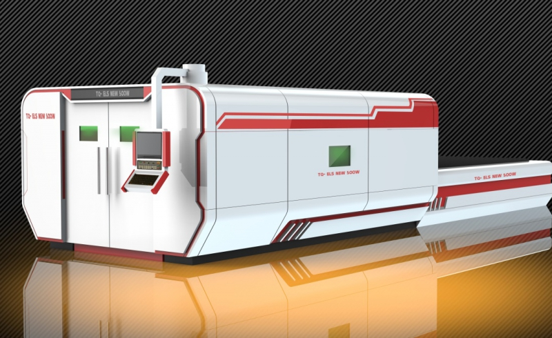 Laserschneidroboter