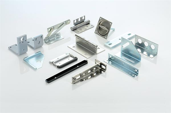 Pezzi pressofusi in alluminio