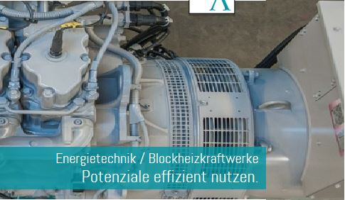 Plantas modulares para generar energía y calor en forma combinada