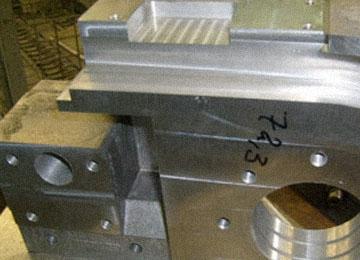 Processamento de metais CNC