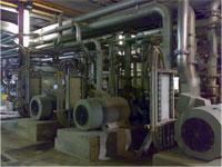 Construção de tubagens