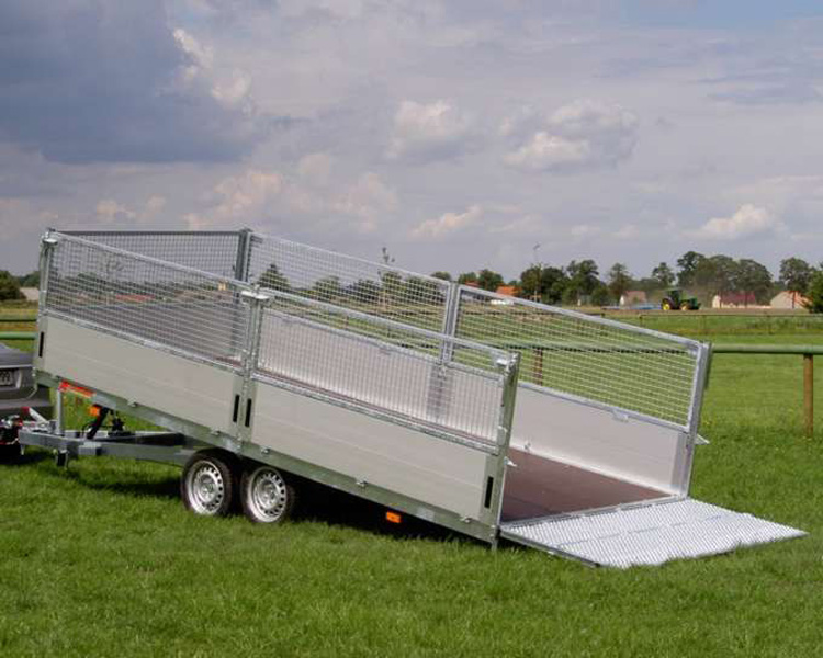 Combination High Bed Trailers