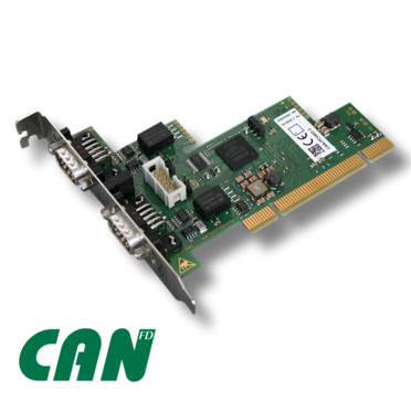 CAN-PCI/402-2-FD