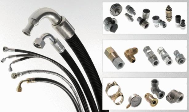 Węże przewodów hydraulicznych