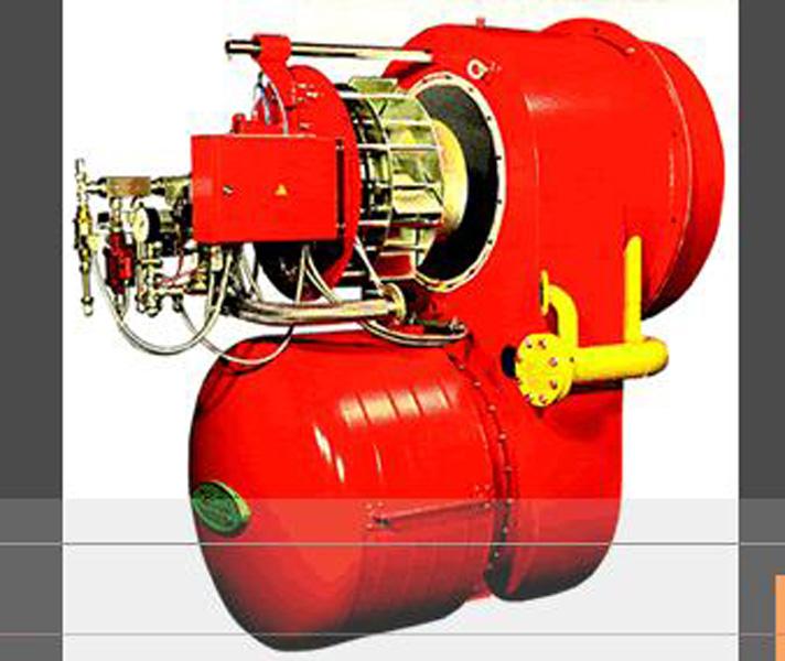 Quemadores para varios combustibles