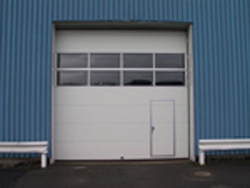 Puertas enrollables para la industria