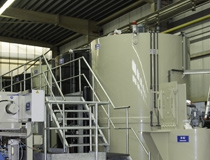 Installations de traitement des eaux usées