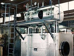 Buhar üretim cihazları