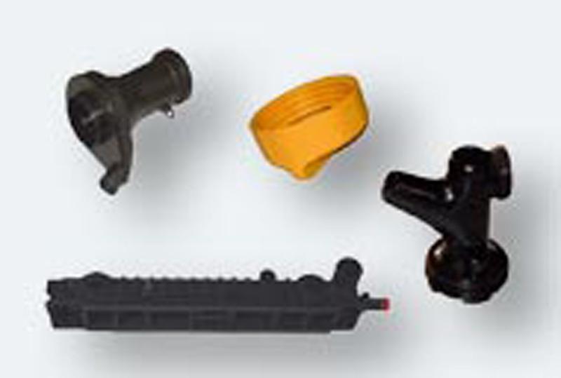 Kunststoffpräzisionsteile