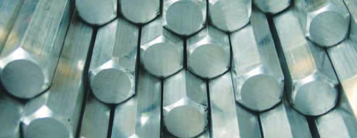 Sbarre in alluminio