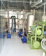 Instalaciones de refrigeración industrial