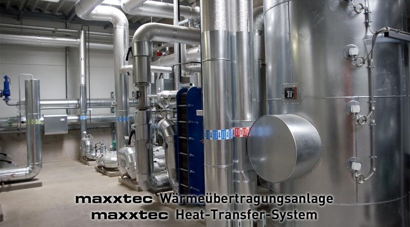 Wärmeübertragungsanlagen