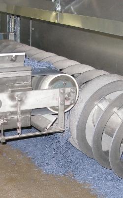 Fourneaux industriels
