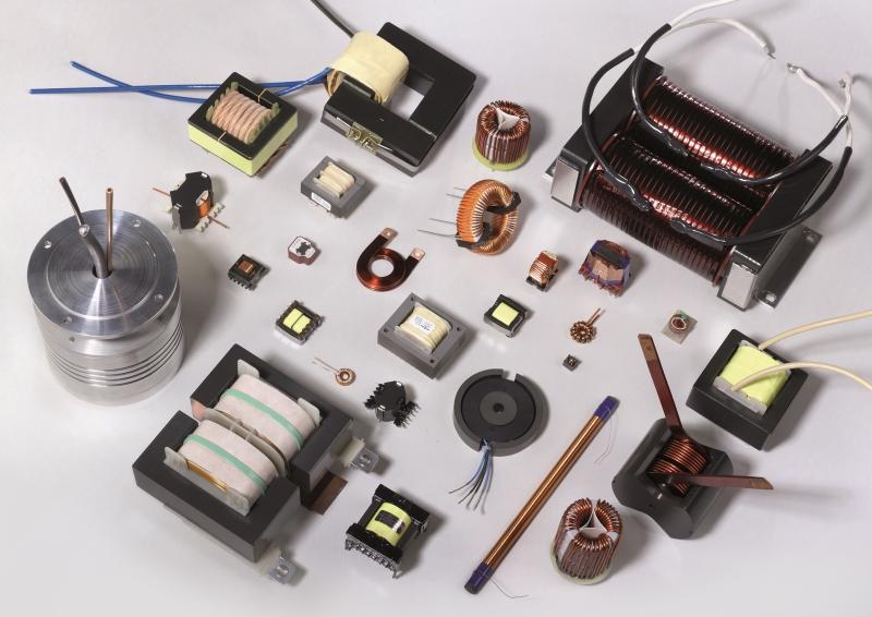 Konstrukce transformátorů