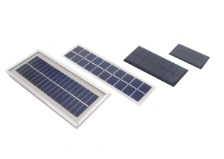 ソーラ電気モジュール