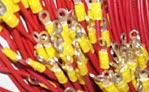 Konečná úprava kabelů