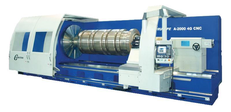 Machines de tournage / Tusch & Richter GmbH & Co KG
