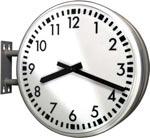 아날로그 시계