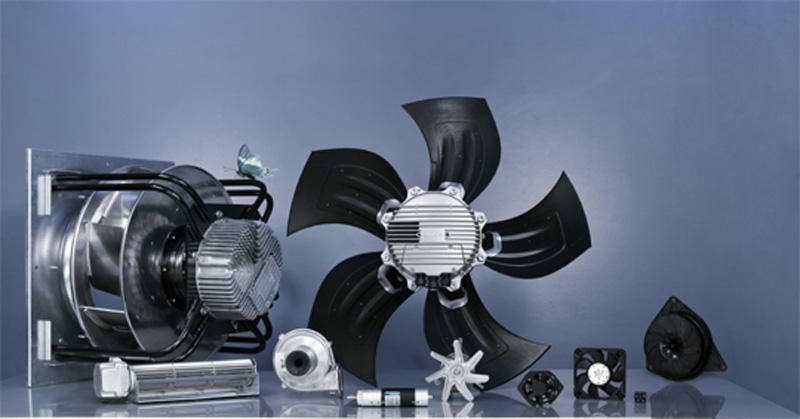 Ventilační zařízení