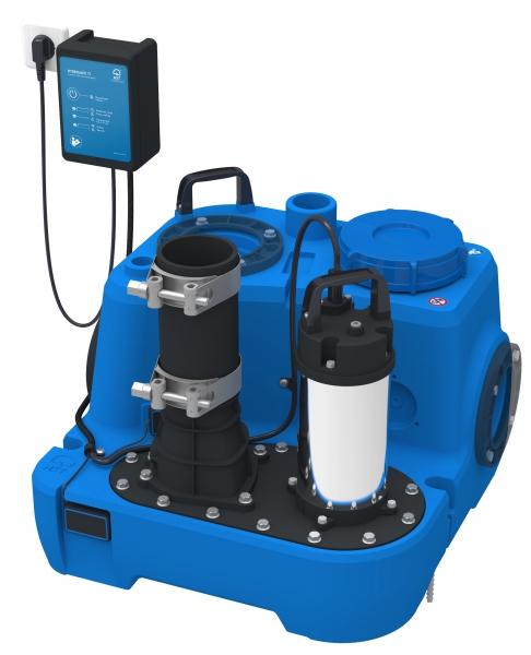 Přečerpávací zařízení odpadní vody