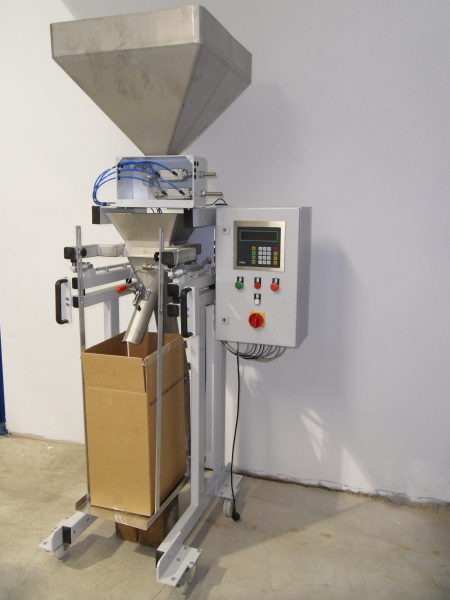 Sack Filling And Weighing Machines