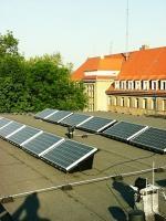 Impianti di energia solare