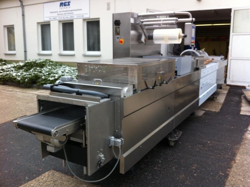 Używane maszyny do pakowania