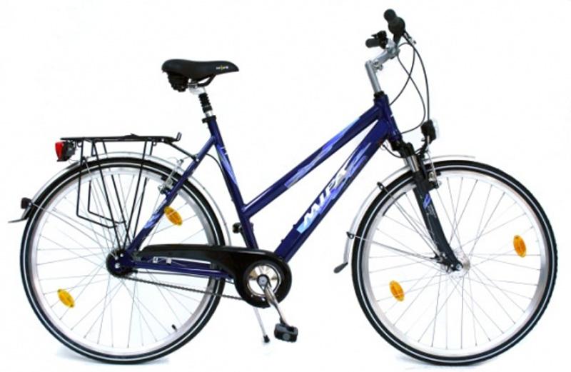 Trekking bisikletleri