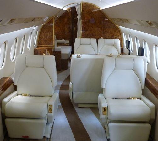 Внутреннее оборудование самолетов